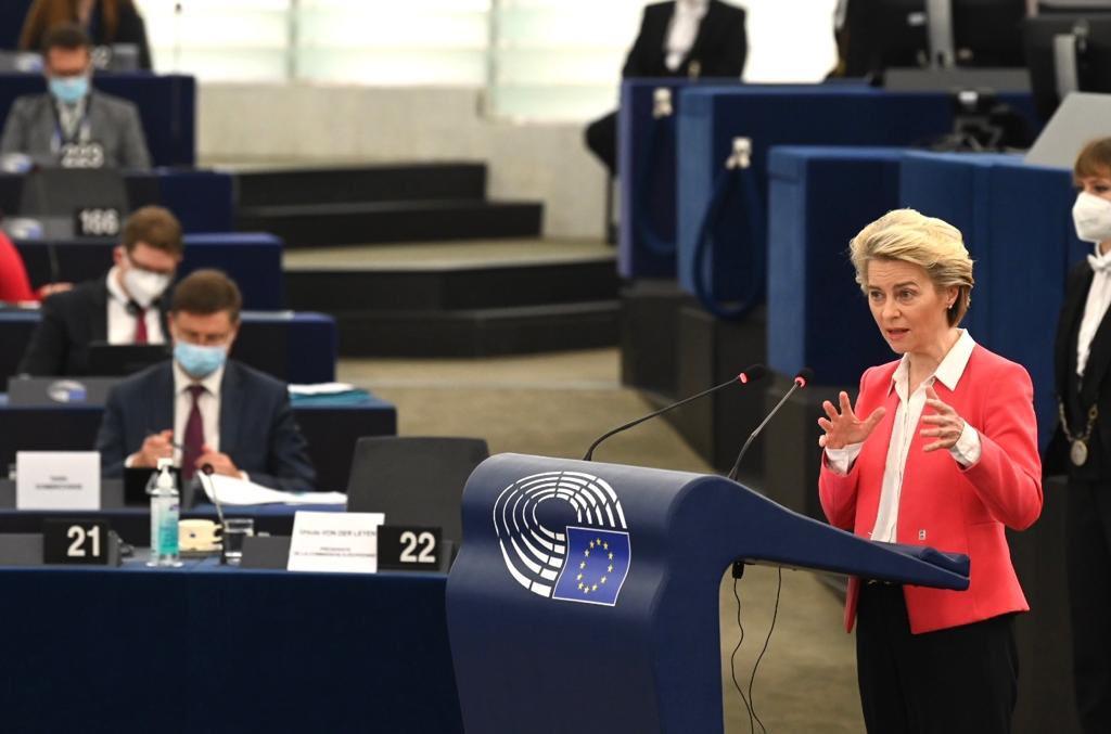 El origen del covid-19: la UE, como Estados Unidos, insiste en investigación