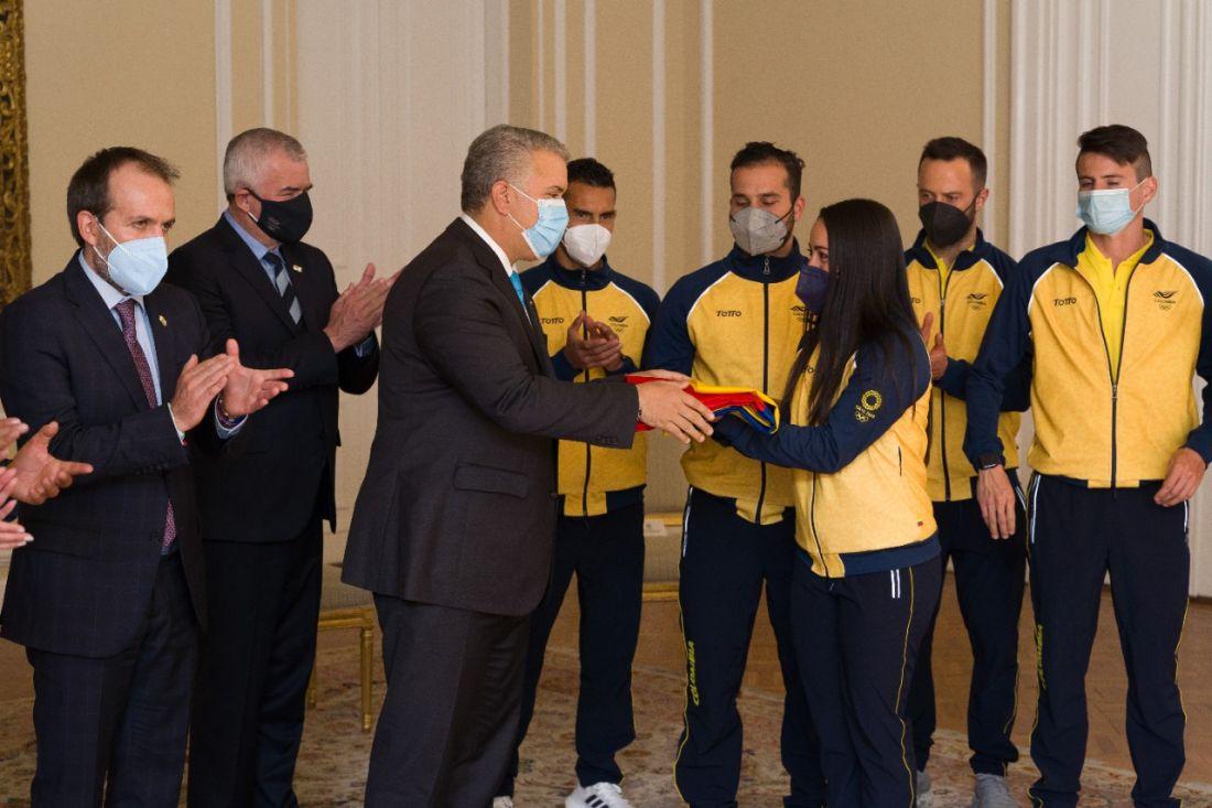 Colombia, ¡Bien equipada para los Olímpicos Tokio 2020!