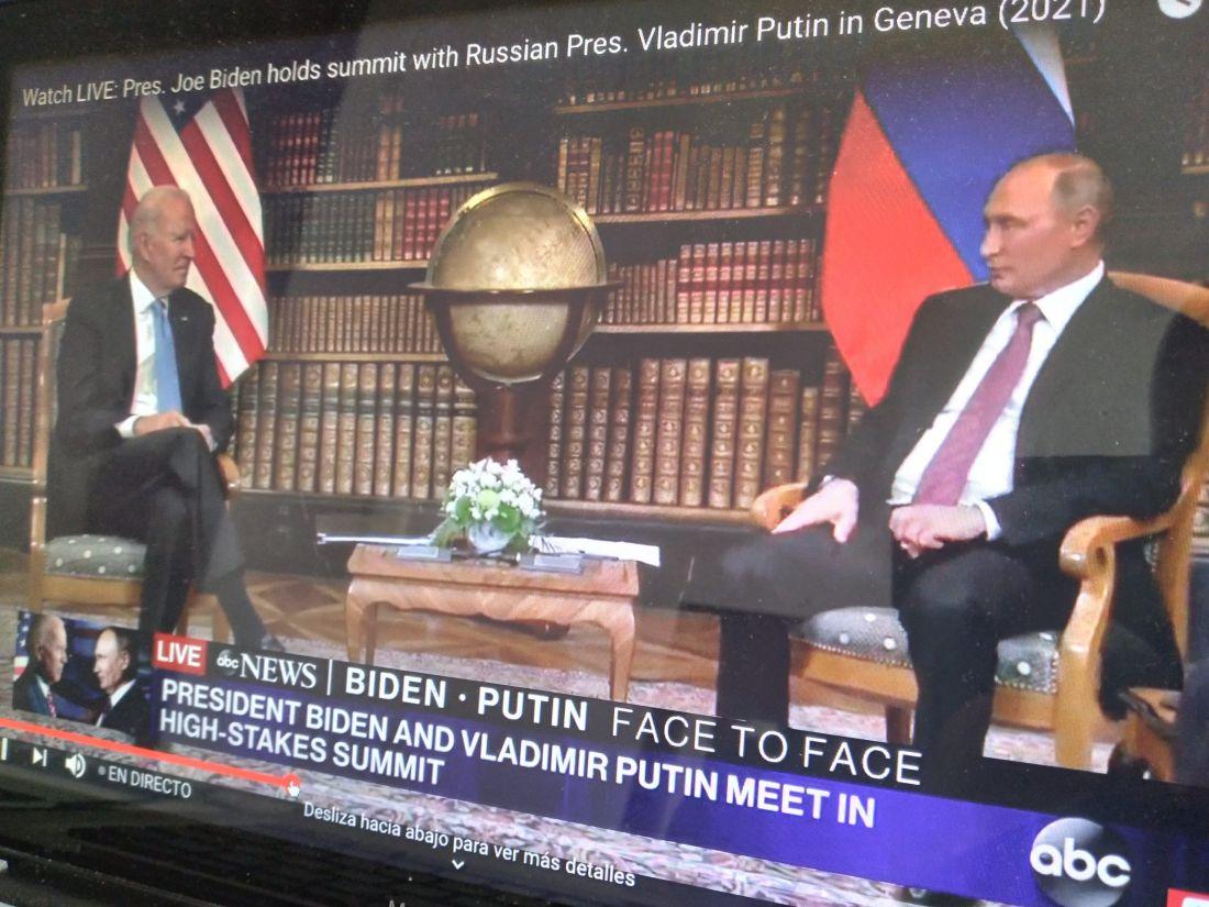 Cumbre Putin-Biden: el regreso de los embajadores, el primer efecto