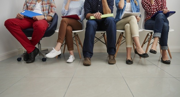 La tasa de desempleo en abril, menos negativa que hace un año