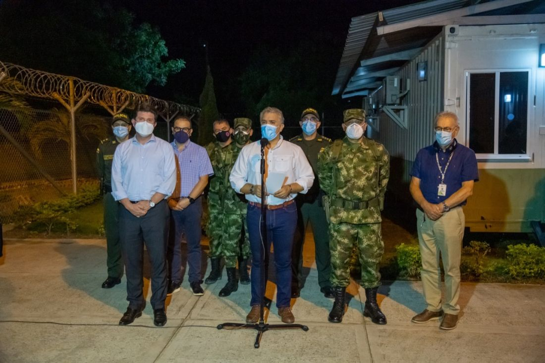 Militares estadounidenses, entre posibles blancos del carrobomba en brigada de Cúcuta