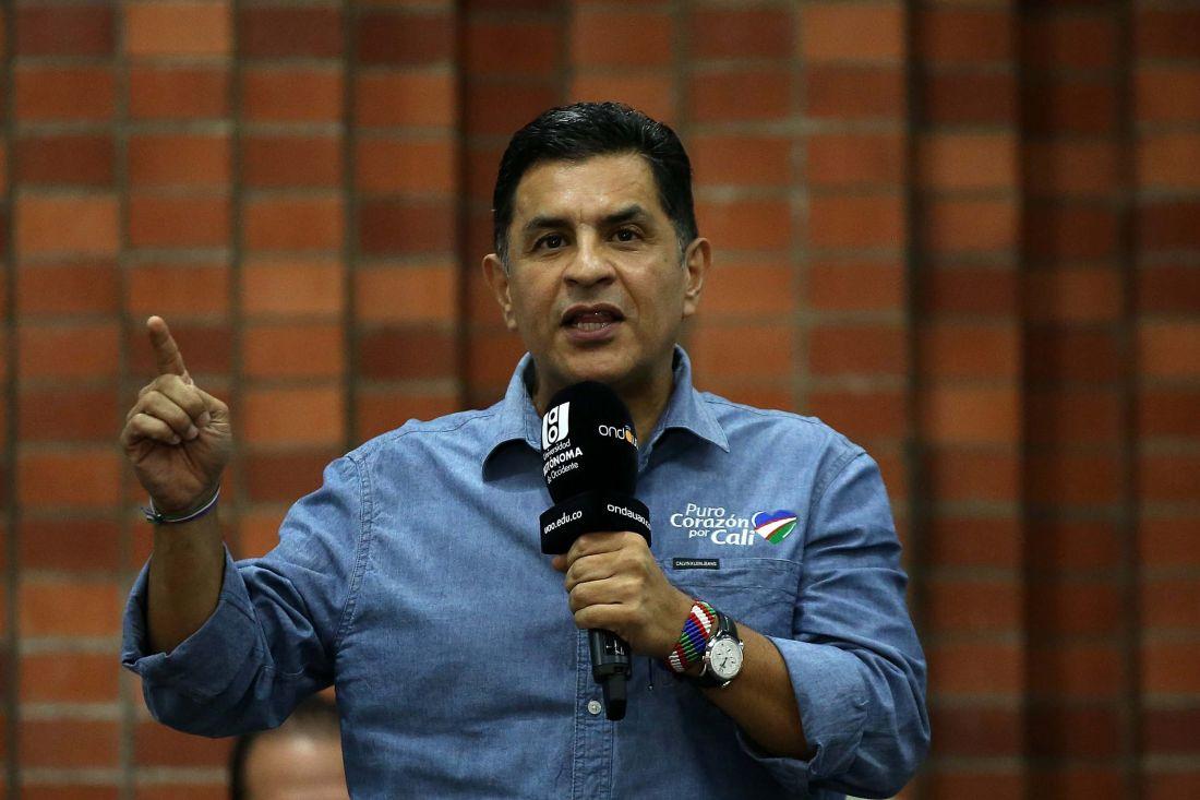 El alcalde Ospina, bajo amenaza de revocatoria