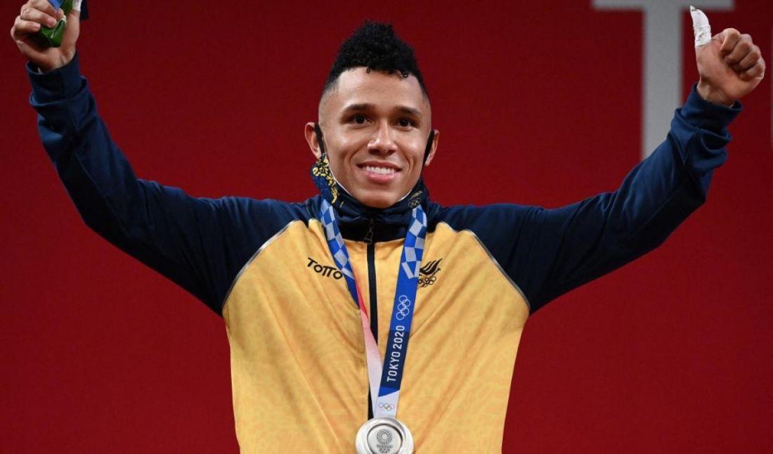 Después de la primera medalla de plata, así van los colombianos en los Olímpicos Tokio 2020