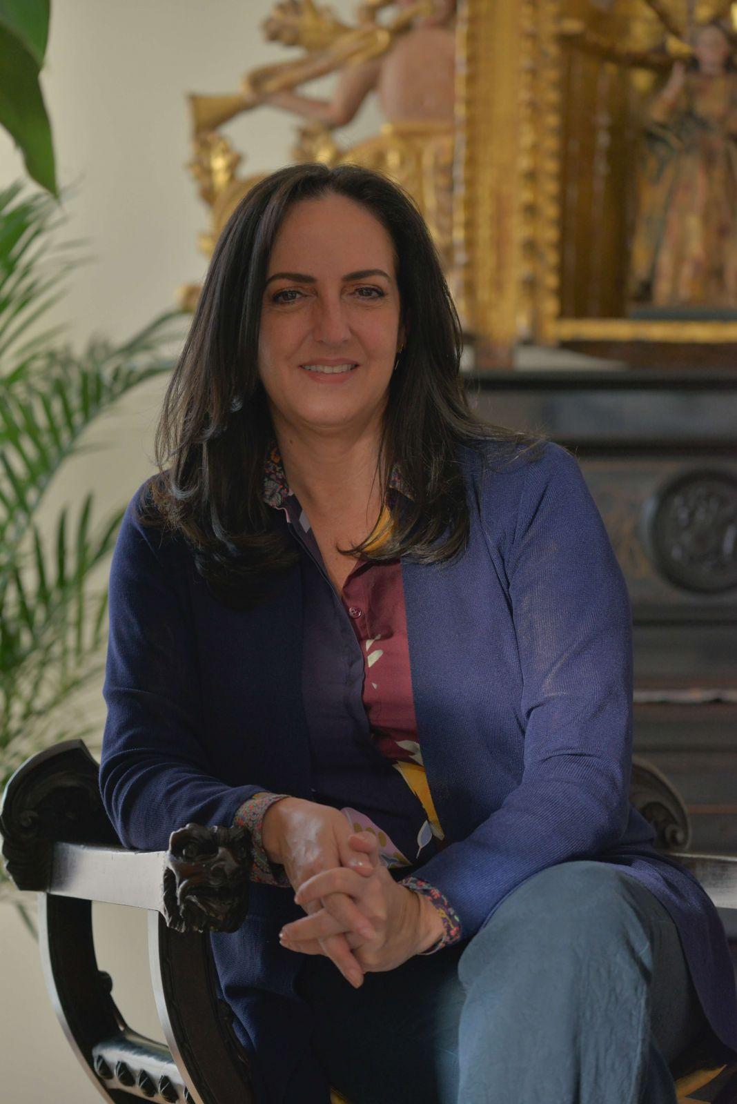Video: 'Colombia tiene una imagen desfigurada de mí', dice María Fernanda Cabal