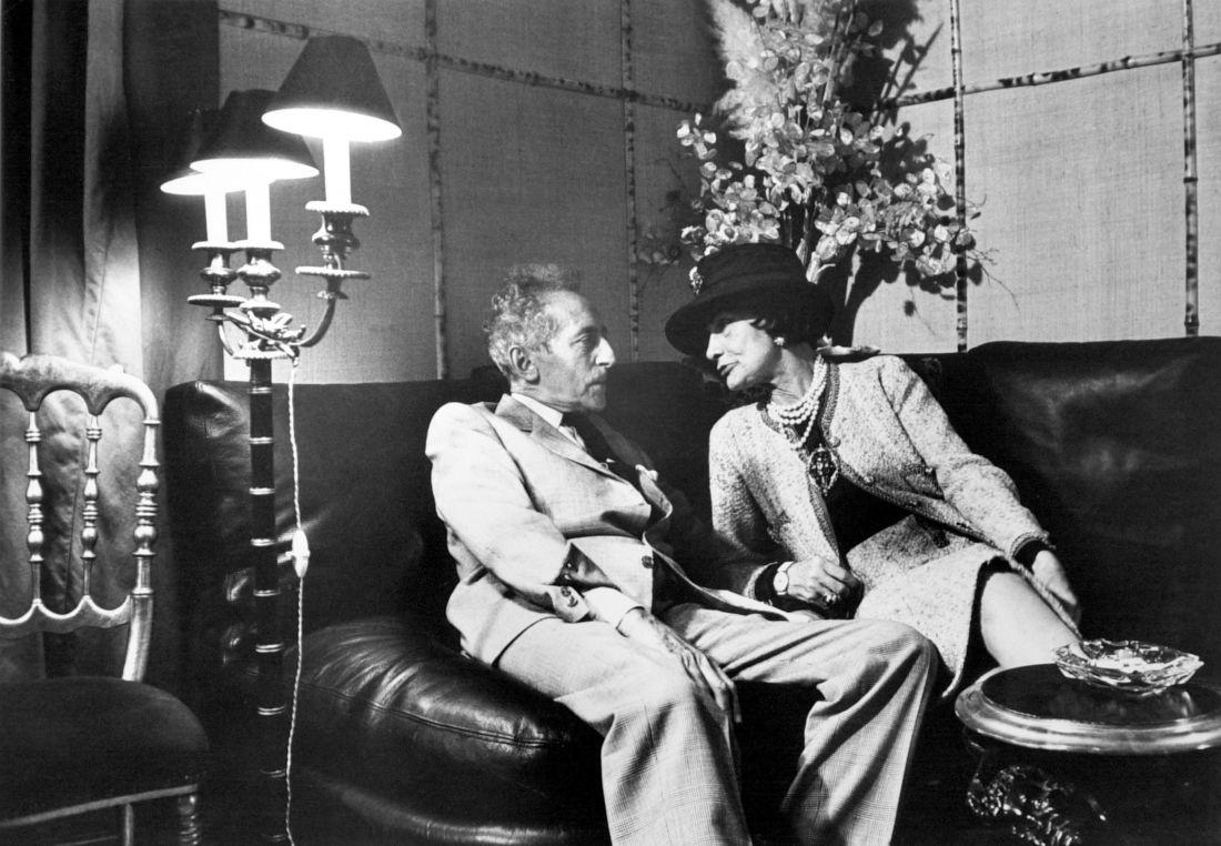 Jean Cocteau influencia la colección Chanel Crucero 2021-2022