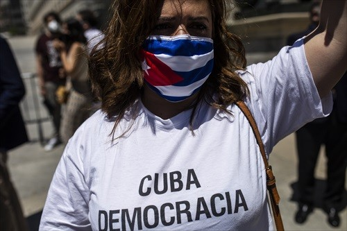 Protestas en calles de Cuba crean tensión entre Washington, La Habana y Moscú