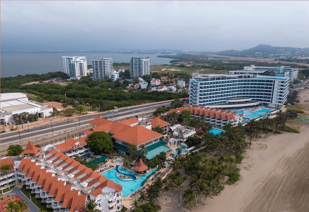 La Cartagena hotelera saca a relucir su resiliencia
