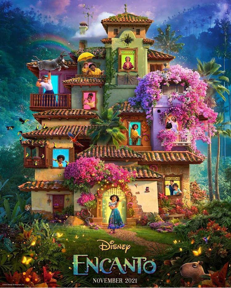 'Encanto', película inspirada en Colombia, ya tiene fecha de estreno