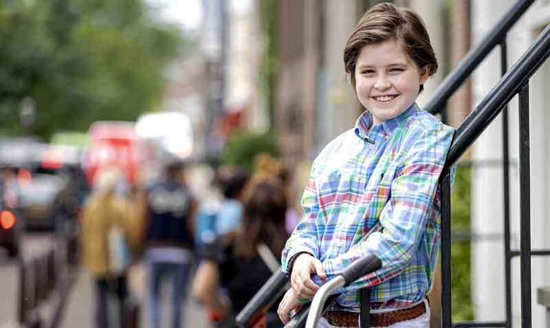 Un niño de 11 años termina su carrera de física en 9 meses