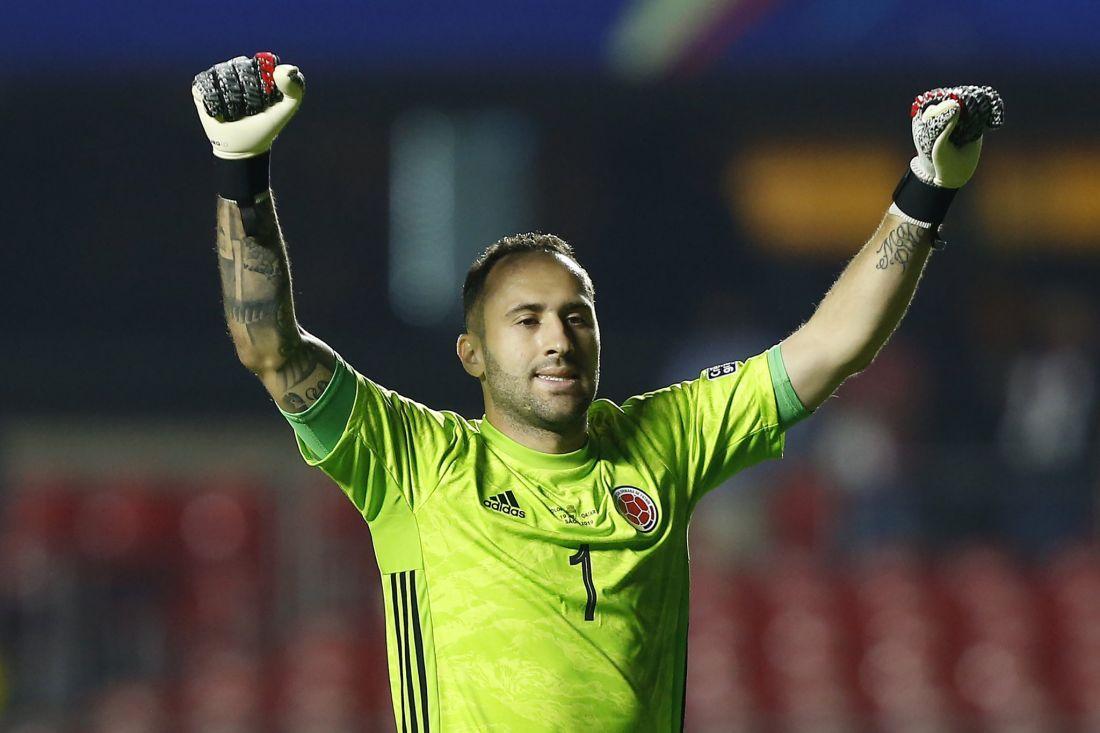 Ospina se viste de héroe para poner a Colombia en la semifinal de la Copa América