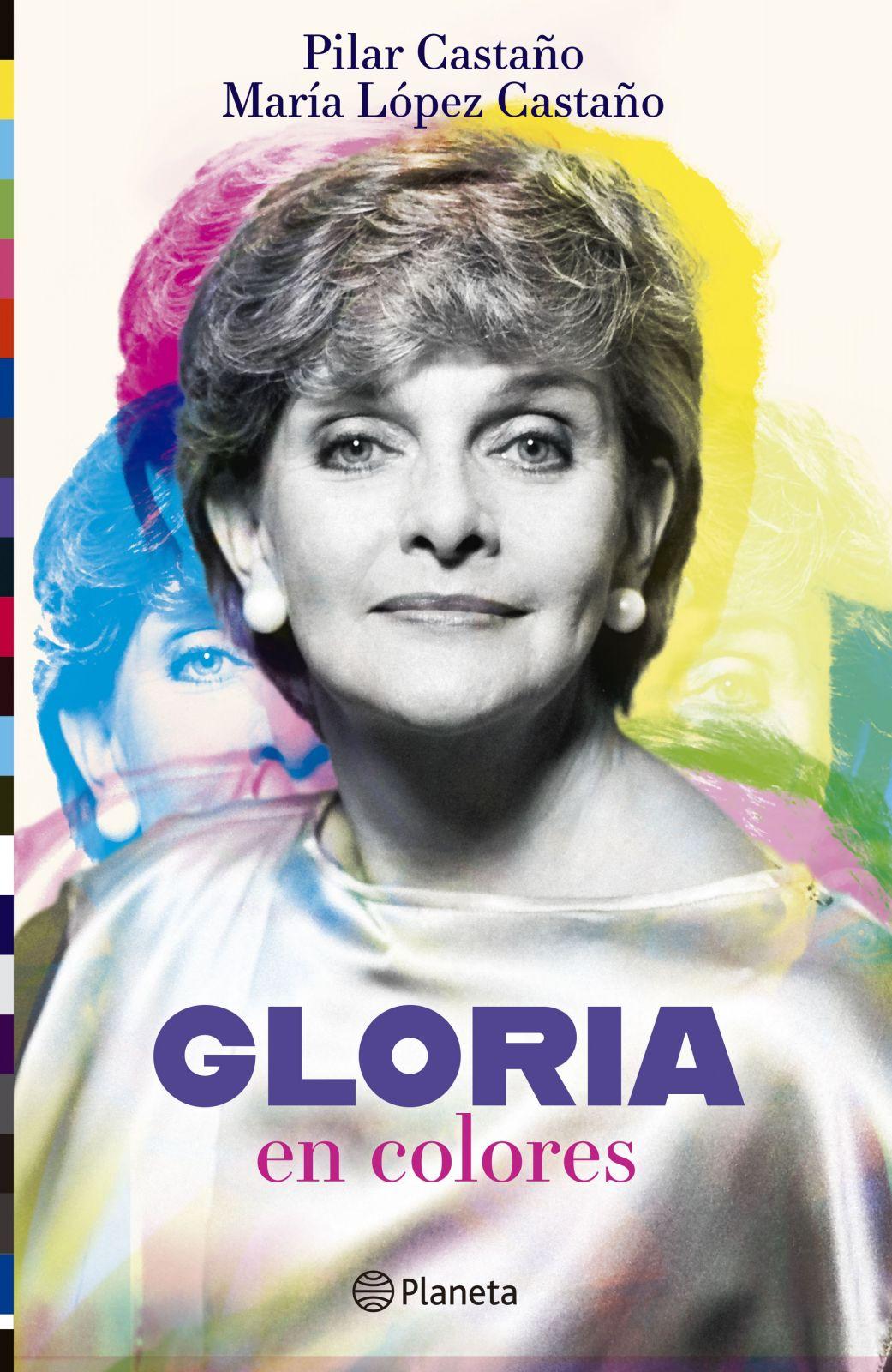 ¡Doña Gloria en todos sus 'colores'!