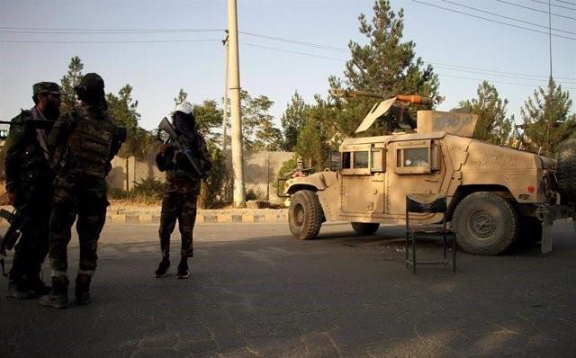 Estado Islámico reivindica el ataque con cohetes de este lunes contra el aeropuerto de Kabul