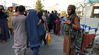 Bajo el régimen talibán, la música estará prohibida en Afganistán