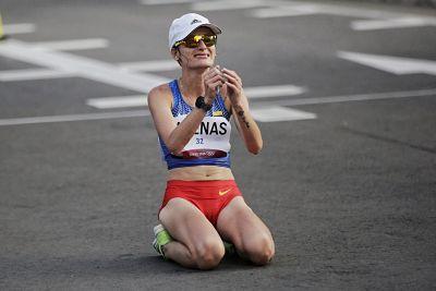 Lorena Arenas: una medalla olímpica de plata muy peleada