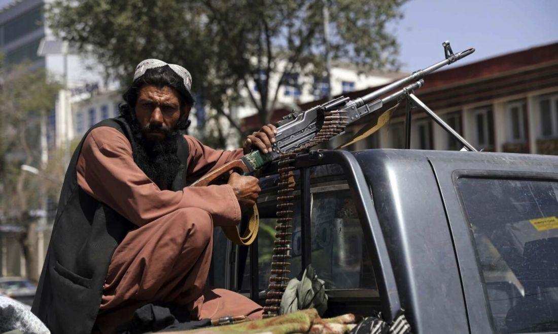 Victoria talibana: crónica de un terror anunciado