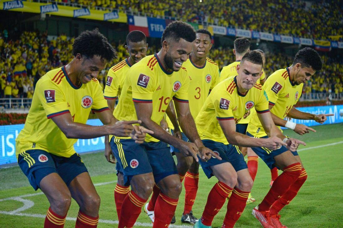 Tres puntos de oro para la Selección Colombia