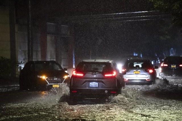 Al menos 15 muertos en Nueva York y Nueva Jersey por las trombas de agua provocadas por 'Ida'