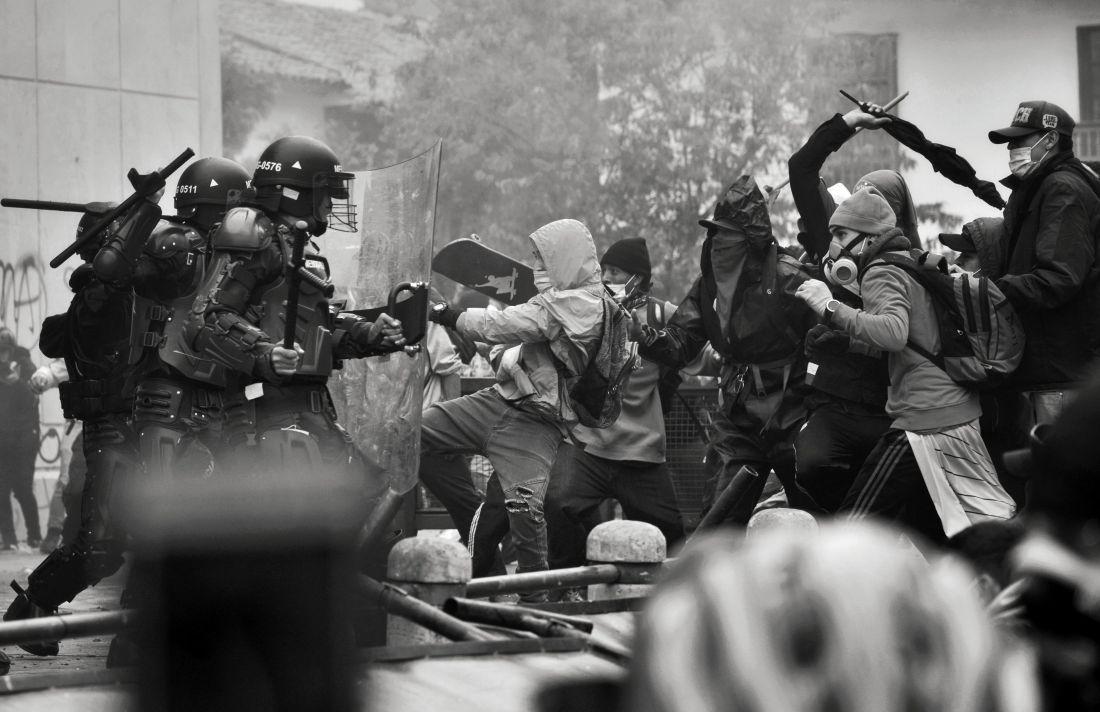 El Consejo del Estado ordena capacitación para el Escuadrón Móvil Antidisturbios