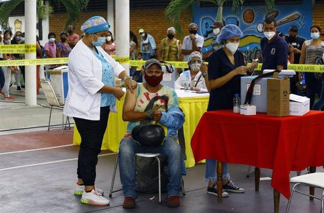 Venezuela recibe su primer lote de vacunas del mecanismo Covax