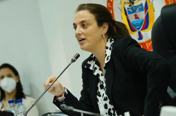 El Gobierno retira a la ministra Karen Abudinen: ¿una renuncia tardía?