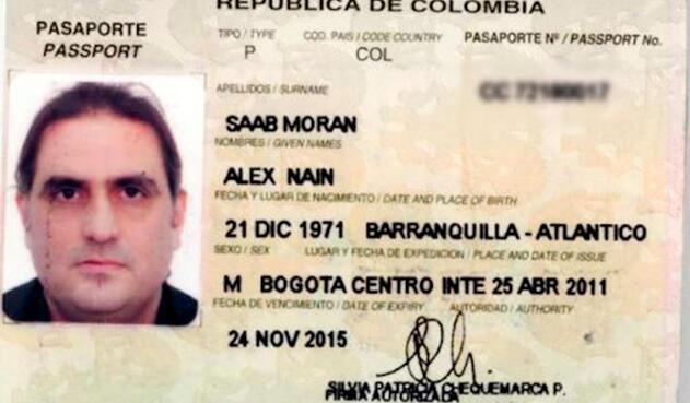 Cabo Verde extradita a Estados Unidos a Alex Saab, presunto testaferro de Nicolás Maduro