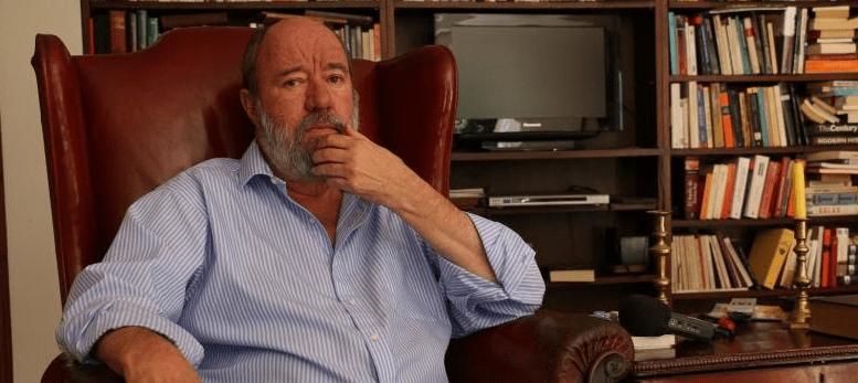 Murió el periodista y escritor Antonio Caballero