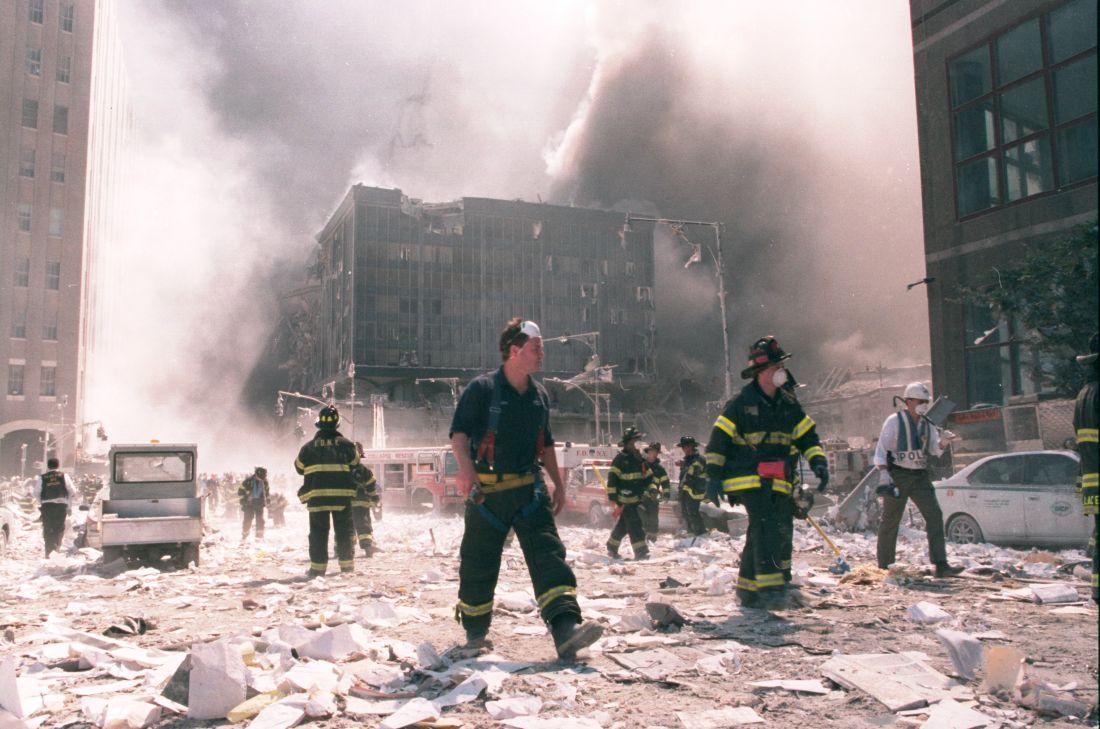 Dos víctimas del atentado del 11-S en Nueva York son identificadas 20 años después
