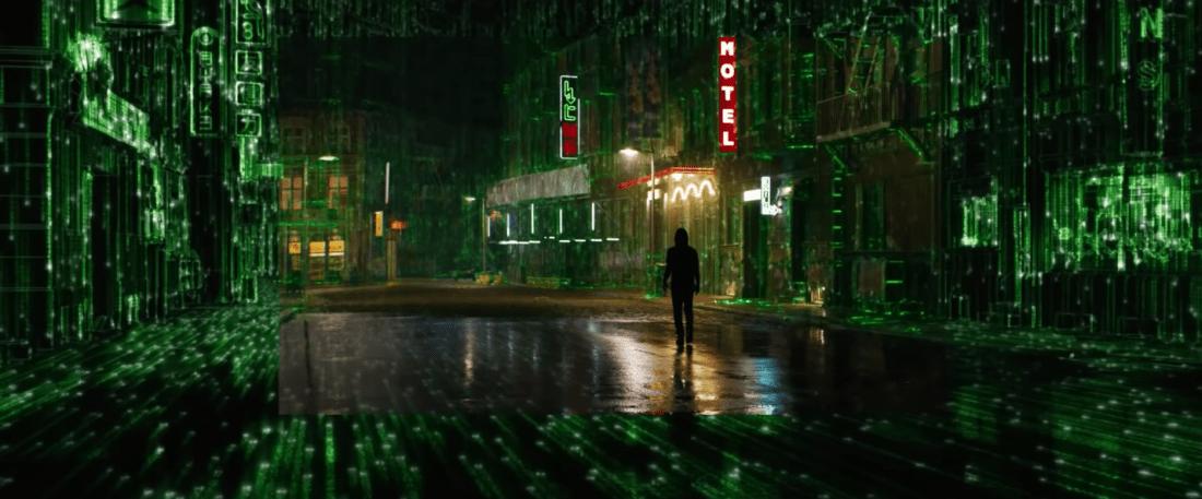 """""""Regresando a la Matrix"""""""