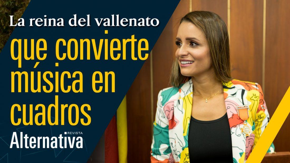 La cantante vallenata Margarita Doria cuenta por qué  recibió un reconocimiento del Congreso